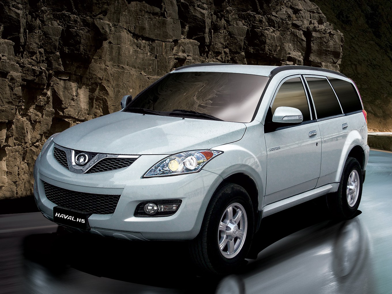 Great wall hover h5 фото
